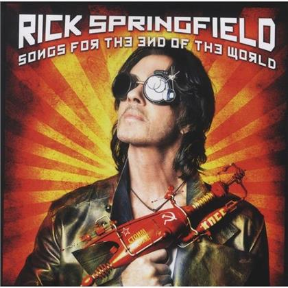 Rick Springfield - Songs For The End Of The World (European Edition)