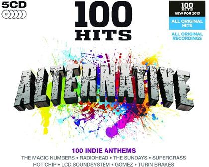 100 Hits - Alternative (5 CDs)
