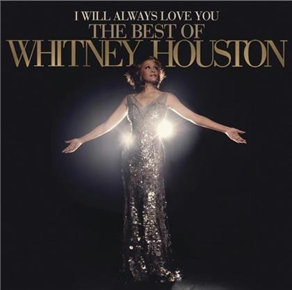 Whitney Houston - I Will Always Love You - Best Of (2 CDs)