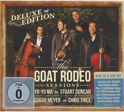 Stuart Duncan, Edgar Meyer, Chris Thile & Yo-Yo Ma - Goat Rodeo Sessions (Deluxe Edition, 2 CDs)