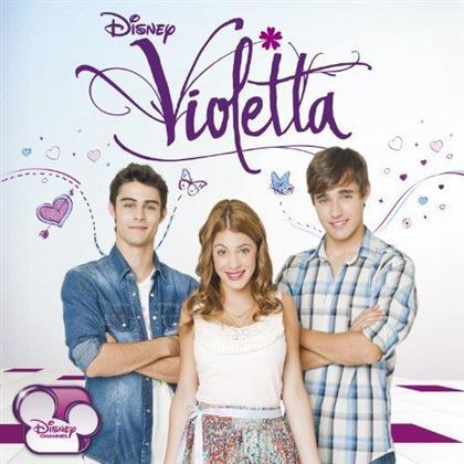 Violetta (Walt Disney) - OST - International Edition