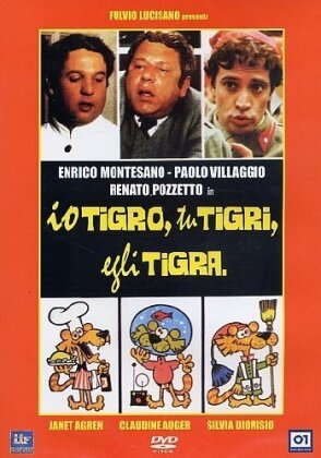 Io tigro, tu tigri, egli tigra