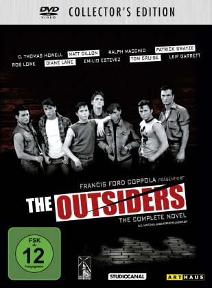 The Outsiders (1983) (Collector's Edition, 2 DVDs)