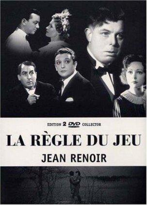 La règle du jeu (1939) (Collector's Edition, s/w, 2 DVDs)