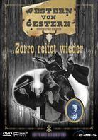 Western von Gestern - Zorro reitet wieder