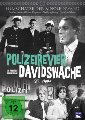 Polizeirevier Davidswache St. Pauli (1964) (Filmschätze der Kinoleinwand, s/w)