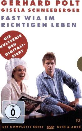 Gerhard Polt - Fast wia im richtigen Leben (5 DVDs)