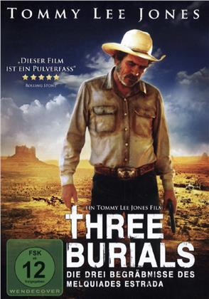 Three Burials - Die drei Begräbnisse des Melquiades Estrada (2005) (Single Edition)