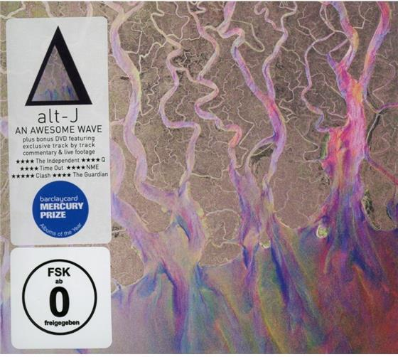 Alt-J - An Awesome Wave (CD + DVD)