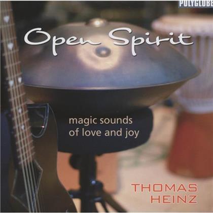 Thomas Heinz - Open Spirit (Remastered)