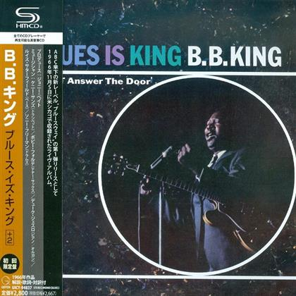 B.B. King - Blues Is King - Papersleeve (Japan Edition, Remastered)