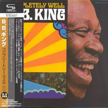 B.B. King - Completely Well - Papersleeve (Japan Edition, Remastered)