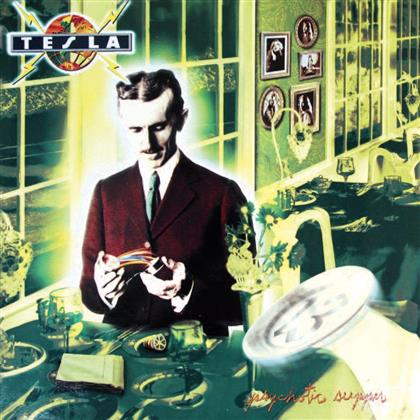 Tesla - Psychotic Supper (New Edition, 2 CDs)