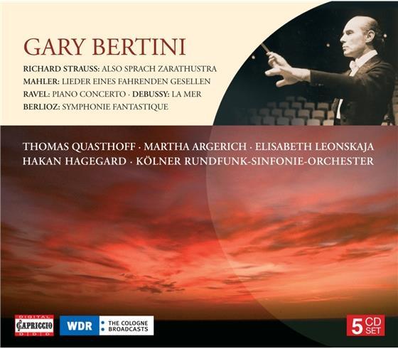 Gary Bertini & --- - Gary Bertini (5 CDs)