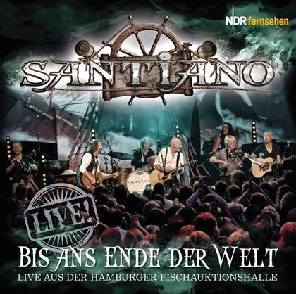Santiano - Bis Ans Ende Der Welt - Live (2 CDs)