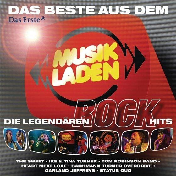 Musikladen: Die Legendären Rock Hits - Various (2 CDs)