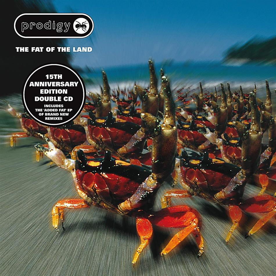 The Prodigy - Fat Of The Land (2 CDs)