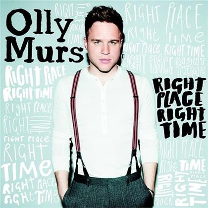 Olly Murs - Right Place Right Time - European Ed.