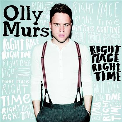 Olly Murs - Right Place Right Time (Deluxe Edition, 2 CDs)