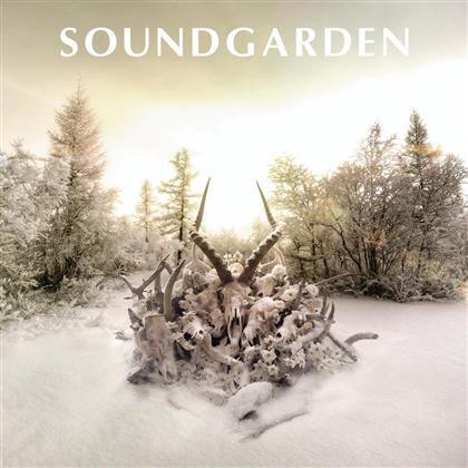 Soundgarden - King Animal - Jewelcase