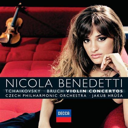 Nicola Benedetti & Tchaikowsky / Bruch - Violin Concertos