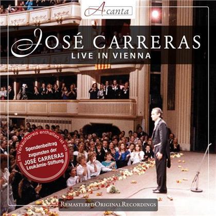José Carreras & --- - Live In Vienna