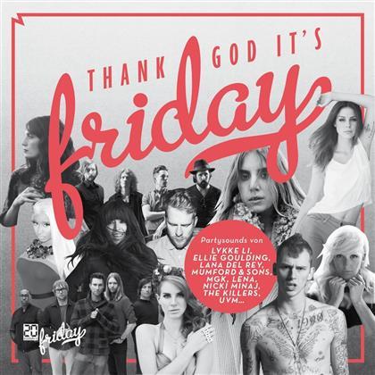 Thank God It's Friday - Vol. 1