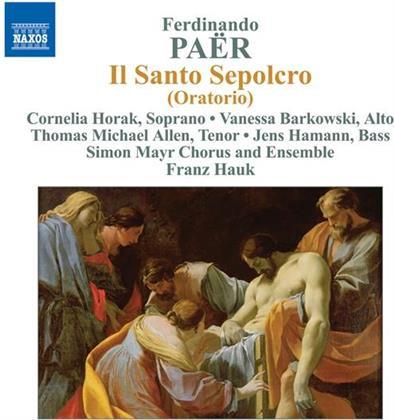 Horak / Clark / Barkowsk & Paer - Santo Sepolcro (Oratorio)