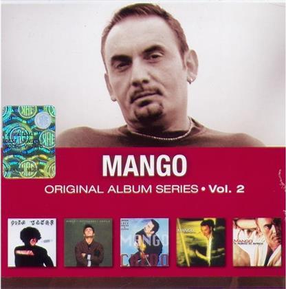 Mango - Original Album Series Vol. 2 (5 CDs)