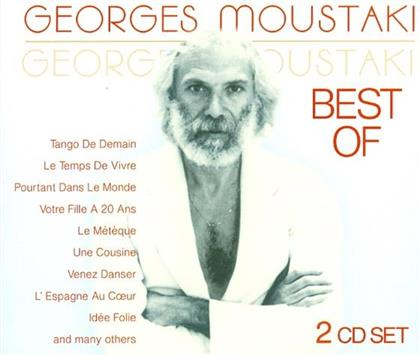 Georges Moustaki - Best Of (Digipack, 2 CDs)