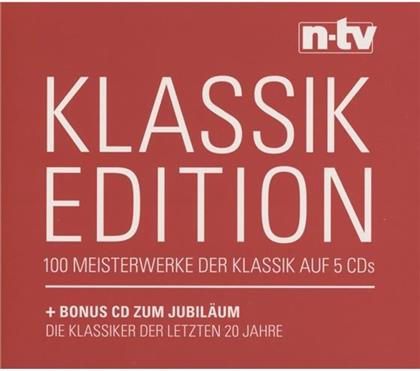 Various - N-Tv - 100 Must Haves Der Klassik (6 CDs)