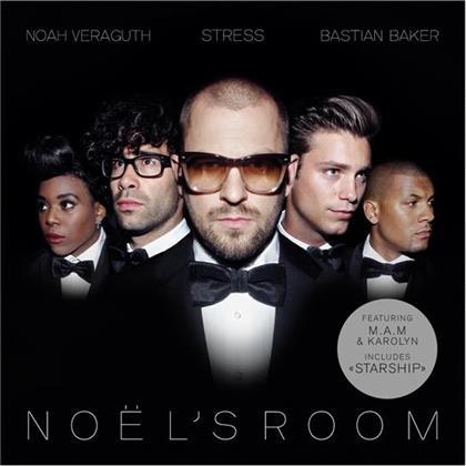 Stress, Noa Veraguth & Bastian Baker - Noel's Room (CD + DVD)