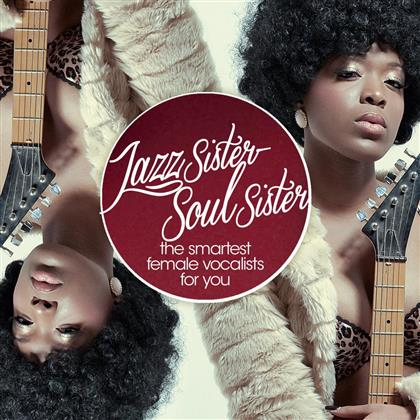 Jazz Sister - Soul Sister - Various