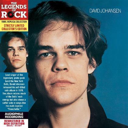 David Johansen - --- (Neuauflage)