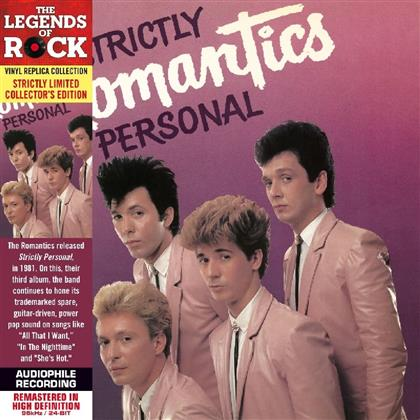 The Romantics - Strictly Personal (Culture Factory)