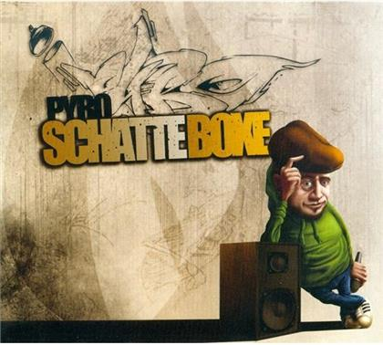 Pyro - Schatteboxe (2 CDs)