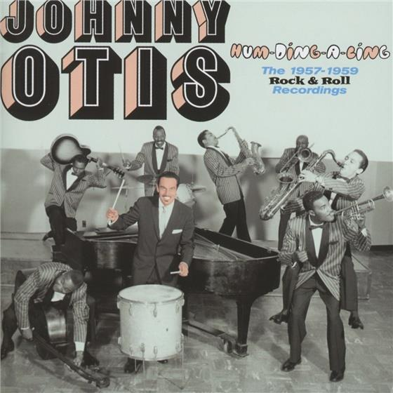 Johnny Otis - Hun-Ding-A-Ling