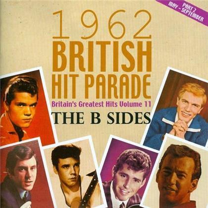 British Hit Parade 1962 - Various - B-Sides Part 2 (4 CD)
