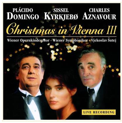 Domingo Placido / Kyrkjebo / Aznavour - Christmas In Vienna III