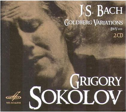 Grigory Sokolov & Johann Sebastian Bach (1685-1750) - Goldberg Variationen Bwv 988 (2 CDs)