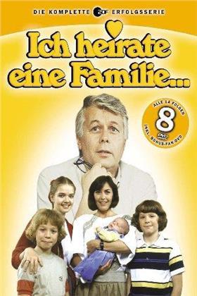 Ich heirate eine Familie (Box, Collector's Edition, 8 DVDs)