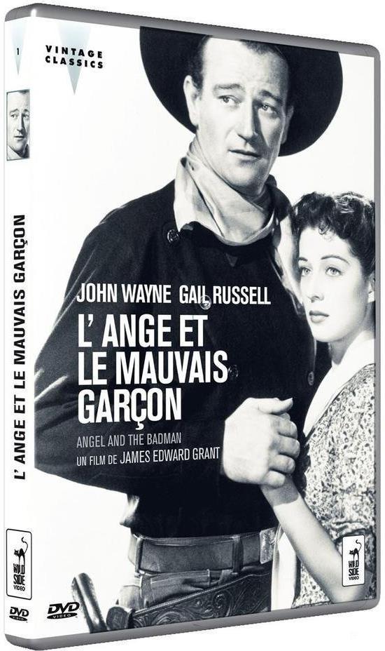 L'ange et le mauvais garçon (1947) (Vintage Classics, s/w)