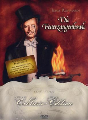 Die Feuerzangenbowle - (Exclusiv Edition 2 DVD inkl. CD Set) (1944)