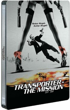 Transporter 2 - The Mission (2005) (Special Edition, Steelbook)