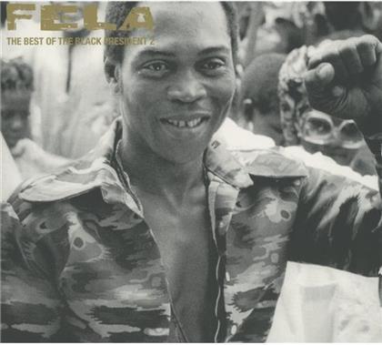 Fela Anikulapo Kuti - Best Of The Black President 2 (Remastered, 2 CDs)