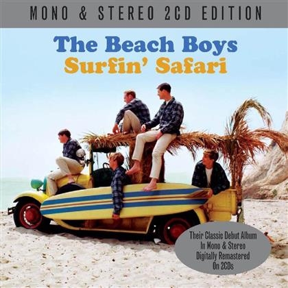 The Beach Boys - Surfin' Safari (Neuauflage, 2 CDs)