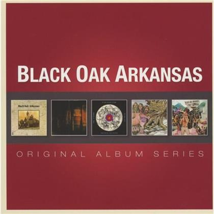 Black Oak Arkansas - Original Album Series (5 CDs)