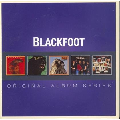 Blackfoot - Original Album Series (5 CDs)
