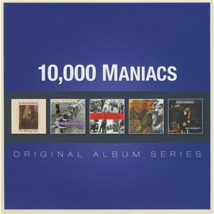10000 Maniacs - Original Album Series (5 CDs)