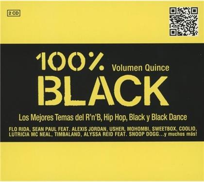 100% Black - Vol. 15 (2 CDs)